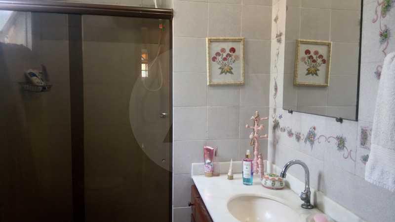 28 Casa Padrão Itaipu - Imobiliária Agatê Imóveis vende Casa de 250m² Itaipu - Niterói por 840 mil reais. - HTCA30081 - 29