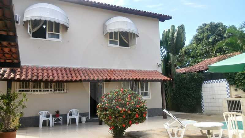 30 Casa Padrão Itaipu - Imobiliária Agatê Imóveis vende Casa de 250m² Itaipu - Niterói por 840 mil reais. - HTCA30081 - 31