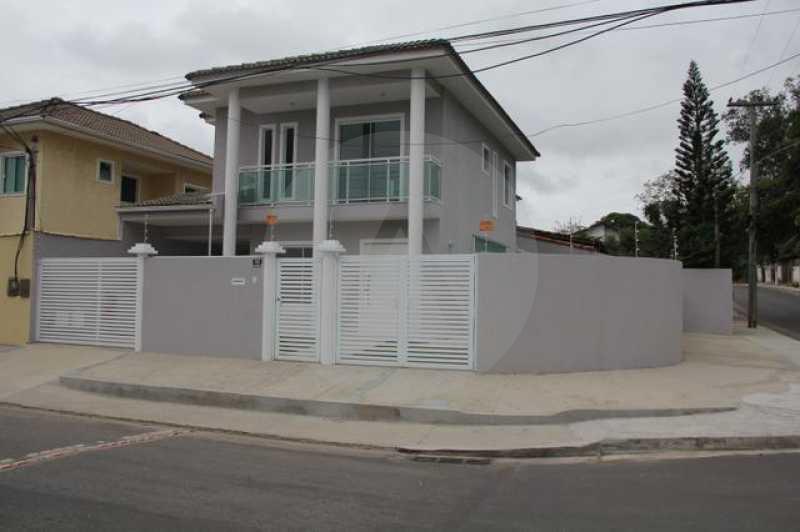 itaipu 01 - IMOBILIÁRIA Agate imíveis vende casa 3 quartos em Itaipu Região Oceânica Niterói - HTCA30083 - 1