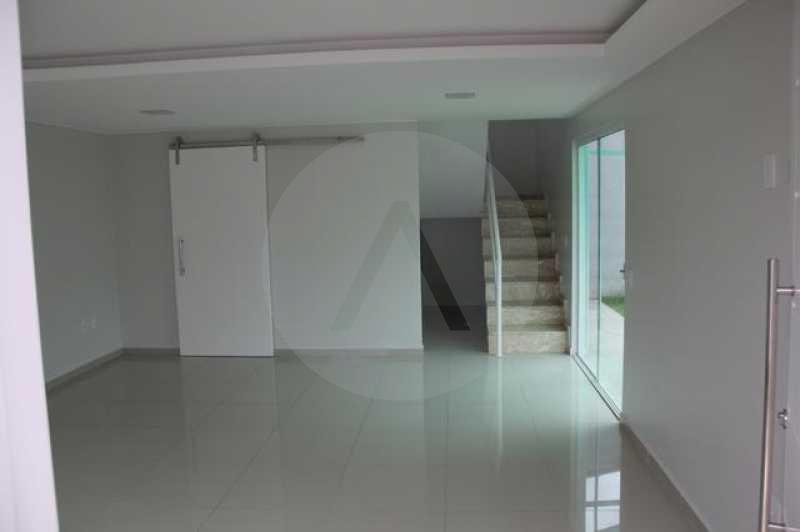 itaipu06 - IMOBILIÁRIA Agate imíveis vende casa 3 quartos em Itaipu Região Oceânica Niterói - HTCA30083 - 8