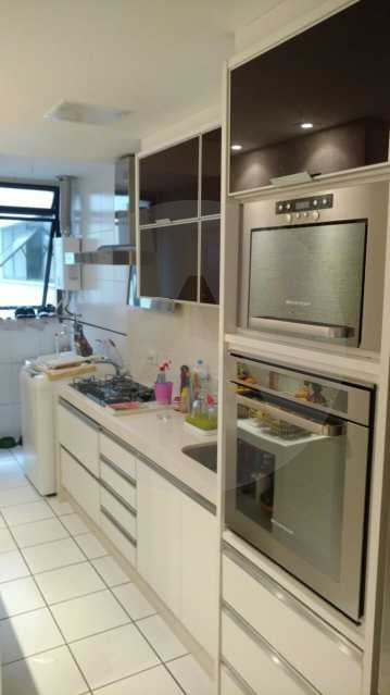 12 Apartamento Itaipu - Imobiliária Agatê Imóveis vende Apartamento de 185 m² Itaipu - Niterói por 650 mil reais - HTAP30002 - 13