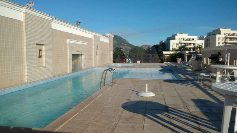 14 Apartamento Itaipu - Imobiliária Agatê Imóveis vende Apartamento de 185 m² Itaipu - Niterói por 650 mil reais - HTAP30002 - 15