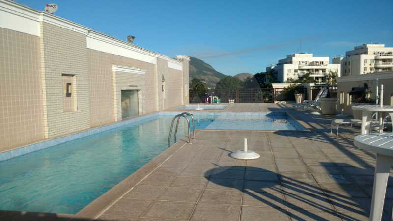 13 Apartamento Itaipu - Imobiliária Agatê Imóveis vende Apartamento de 185 m² Itaipu - Niterói por 650 mil reais - HTAP30002 - 14
