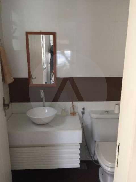 Linda casa Itaipu  - Imobiliária Agatê Imóveis vende Casa de 195 m² Itaipu - Niterói por 630 mil reais. - HTCA30089 - 14