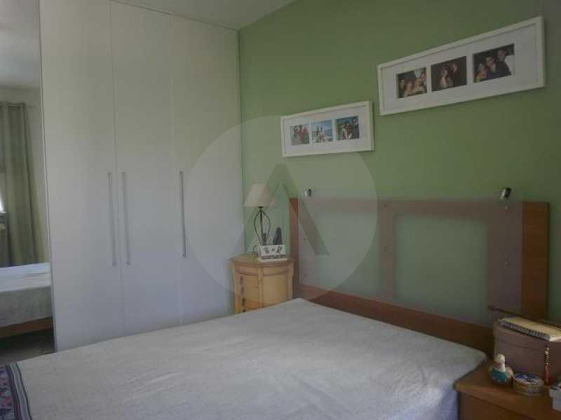 17 Casa Padrão Argeu Itaipu   - Imobiliária Agatê Imóveis vende Casa - Itaipu - Niterói. - HTCA30092 - 18