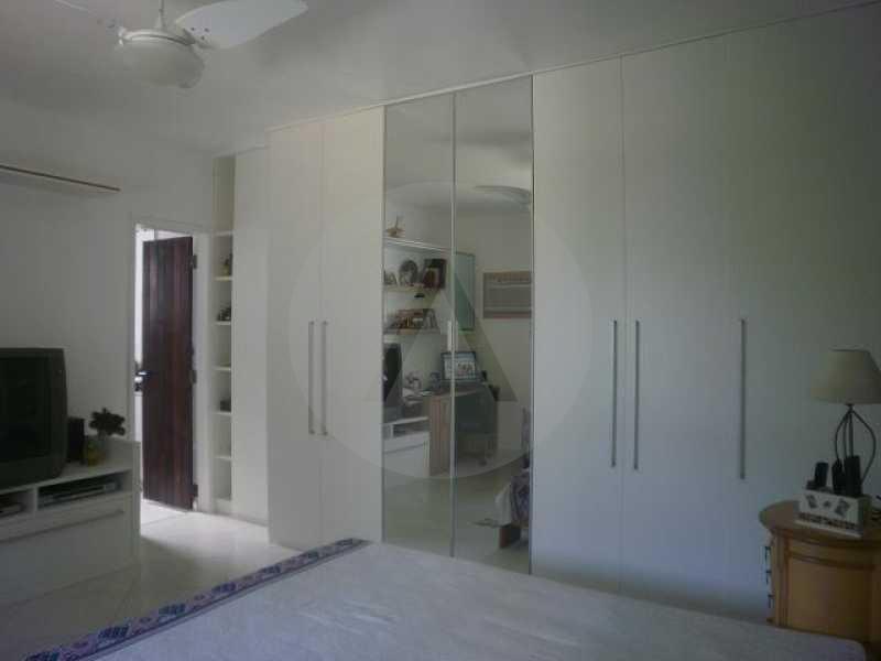14 Casa Padrão Argeu Itaipu   - Imobiliária Agatê Imóveis vende Casa - Itaipu - Niterói. - HTCA30092 - 15