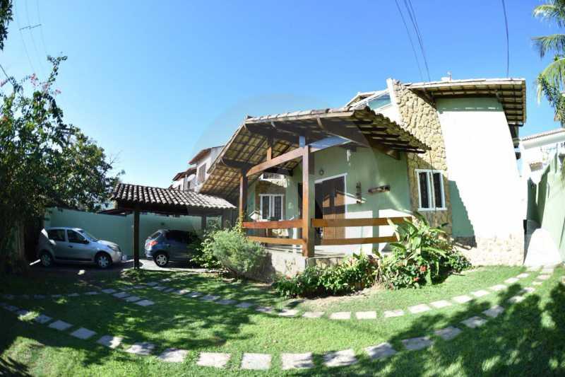 25 Casa Padrão Argeu Itaipu   - Imobiliária Agatê Imóveis vende Casa - Itaipu - Niterói. - HTCA30092 - 26