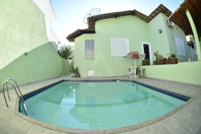 3 Casa Padrão Argeu Itaipu   - Imobiliária Agatê Imóveis vende Casa - Itaipu - Niterói. - HTCA30092 - 4