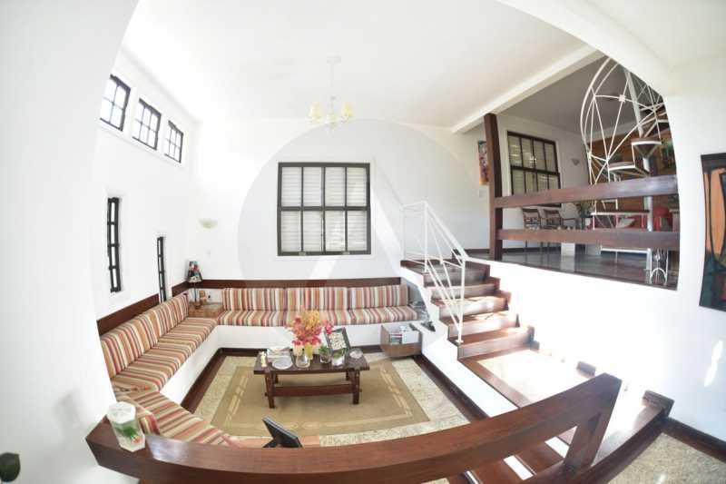 8 Casa Padrão Argeu Itaipu   - Imobiliária Agatê Imóveis vende Casa - Itaipu - Niterói. - HTCA30092 - 9