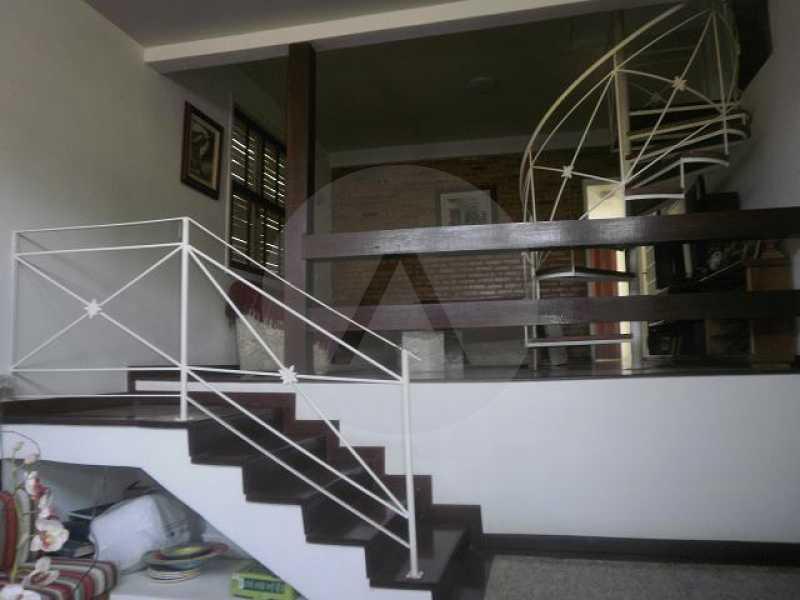 9 Casa Padrão Argeu Itaipu   - Imobiliária Agatê Imóveis vende Casa - Itaipu - Niterói. - HTCA30092 - 10