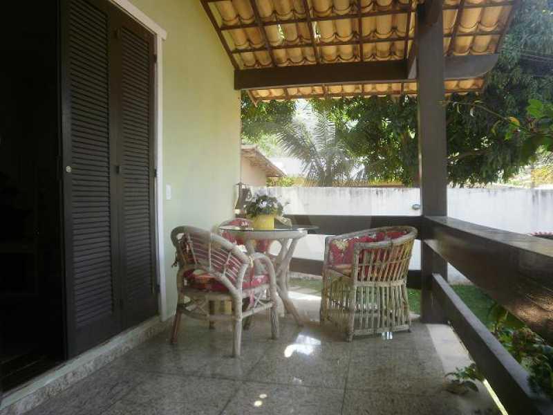 7 Casa Padrão Argeu Itaipu   - Imobiliária Agatê Imóveis vende Casa - Itaipu - Niterói. - HTCA30092 - 8