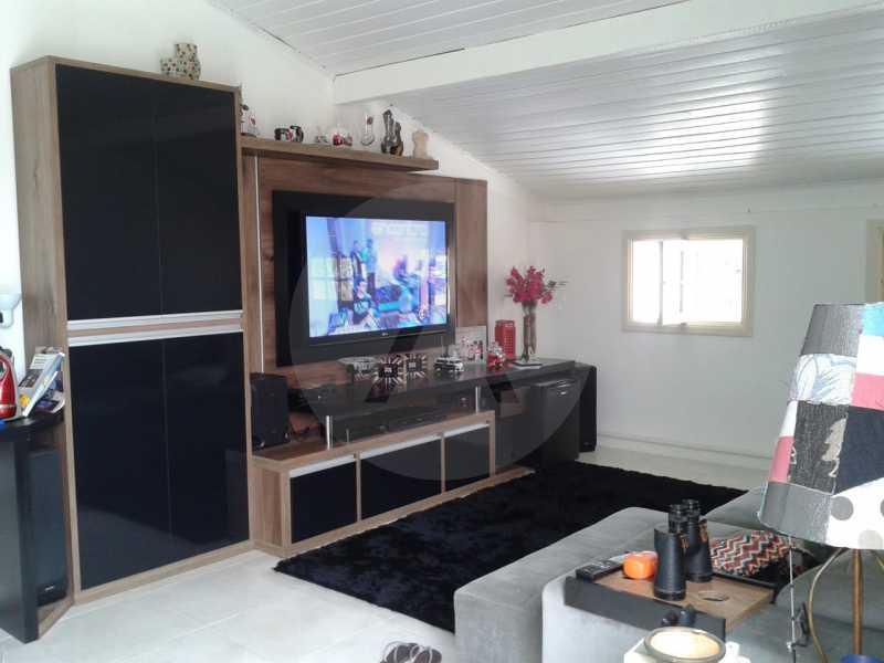 13 Casa Padrão Argeu Itaipu   - Imobiliária Agatê Imóveis vende Casa - Itaipu - Niterói. - HTCA30092 - 14