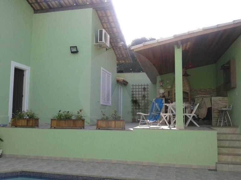 6 Casa Padrão Argeu Itaipu   - Imobiliária Agatê Imóveis vende Casa - Itaipu - Niterói. - HTCA30092 - 7