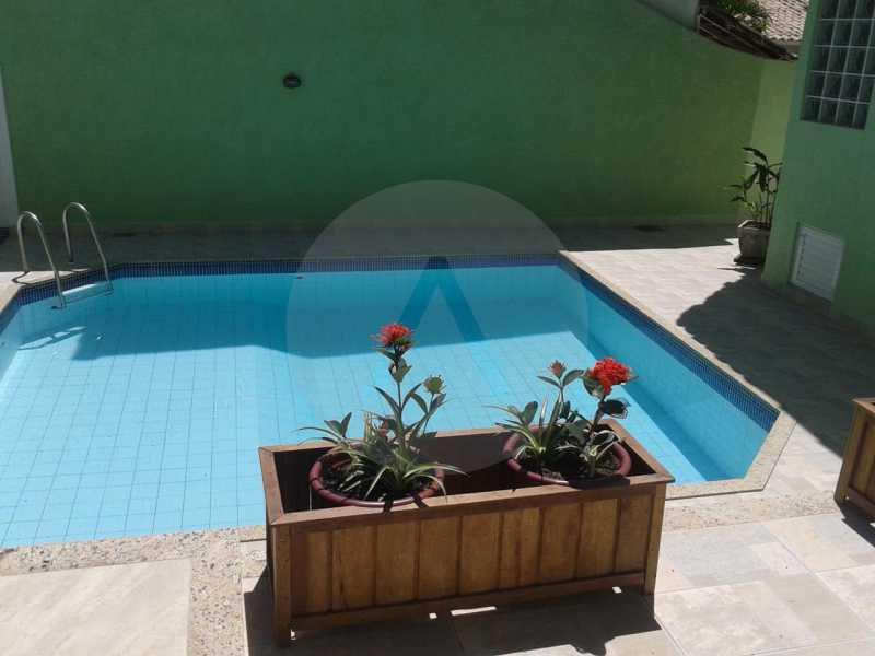 2 Casa Padrão Argeu Itaipu   - Imobiliária Agatê Imóveis vende Casa - Itaipu - Niterói. - HTCA30092 - 3