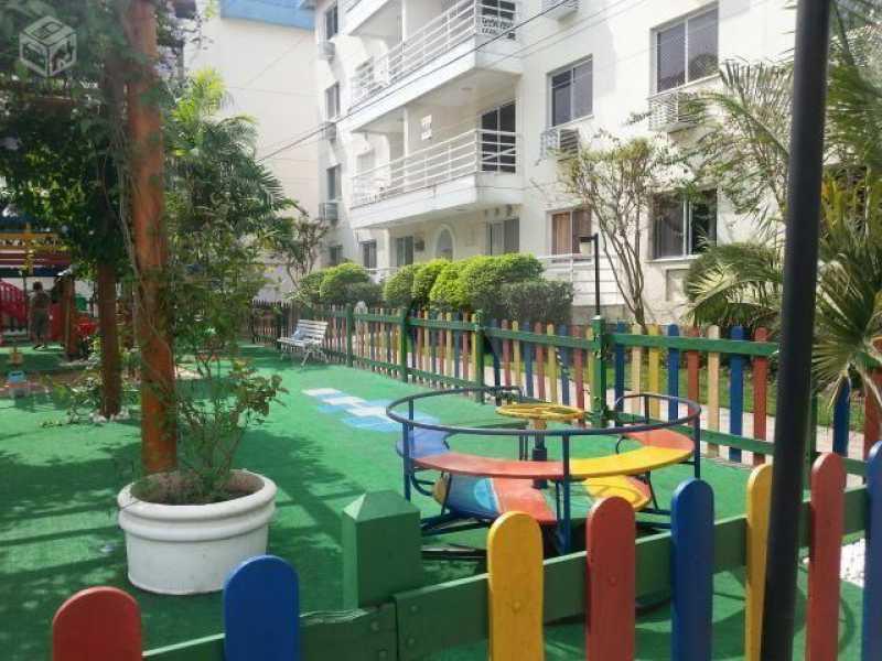casa em condominio pendotiba 1 - Imobiliária Agatê Imóveis vende Cobertura de 187 m² Maria Paula - Niterói por 600 mil reais - HTCO30001 - 1
