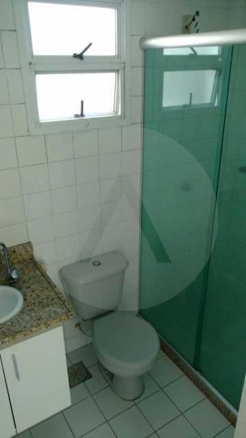 casa em condominio pendotiba 1 - Imobiliária Agatê Imóveis vende Cobertura de 187 m² Maria Paula - Niterói por 600 mil reais - HTCO30001 - 24