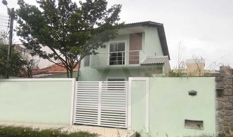 1 Casa 4 quartos Itaipu - Imobiliária Agatê Imóveis vende Casa de 138 m² Itaipu - Niterói por 520 mil reais. - HTCA40047 - 1