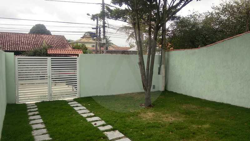 3 Casa 4 quartos Itaipu - Imobiliária Agatê Imóveis vende Casa de 138 m² Itaipu - Niterói por 520 mil reais. - HTCA40047 - 4