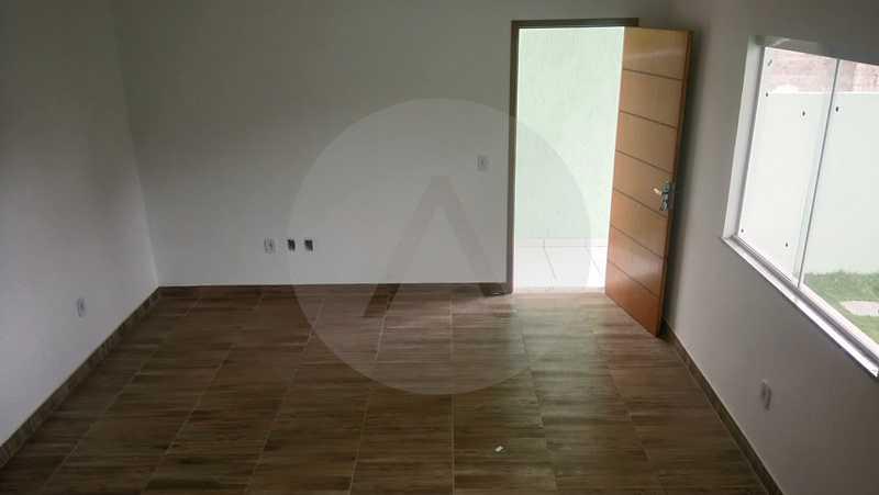 4 Casa 4 quartos Itaipu - Imobiliária Agatê Imóveis vende Casa de 138 m² Itaipu - Niterói por 520 mil reais. - HTCA40047 - 5