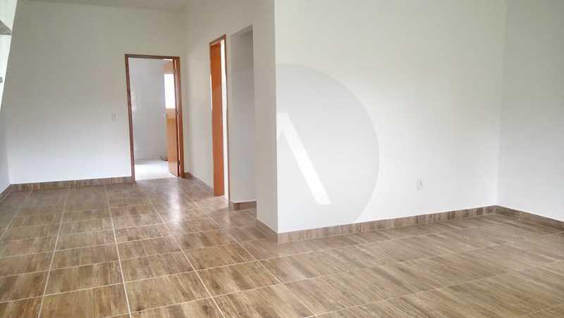 6 Casa 4 quartos Itaipu - Imobiliária Agatê Imóveis vende Casa de 138 m² Itaipu - Niterói por 520 mil reais. - HTCA40047 - 7