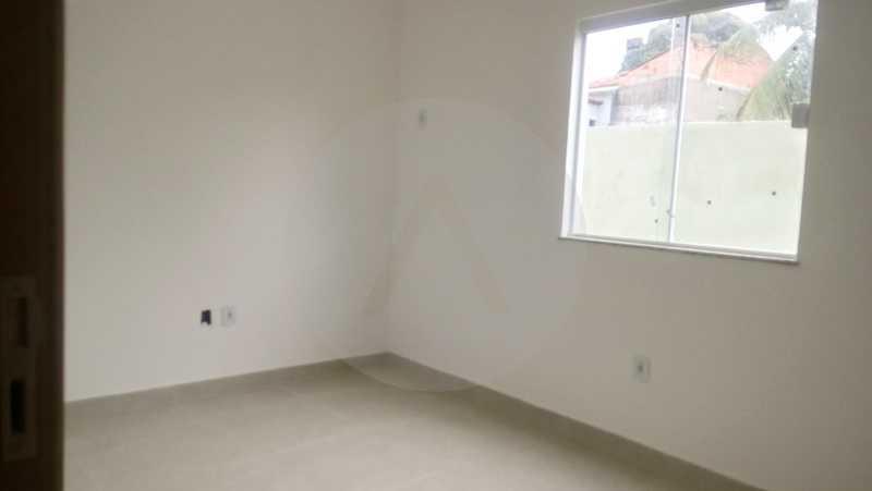 9 Casa 4 quartos Itaipu - Imobiliária Agatê Imóveis vende Casa de 138 m² Itaipu - Niterói por 520 mil reais. - HTCA40047 - 10