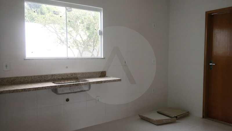 10 Casa 4 quartos Itaipu - Imobiliária Agatê Imóveis vende Casa de 138 m² Itaipu - Niterói por 520 mil reais. - HTCA40047 - 11