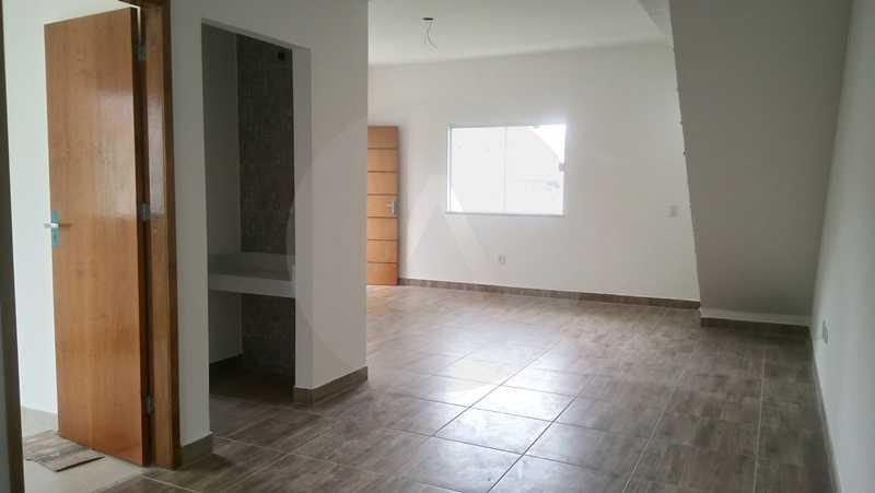 11 Casa 4 quartos Itaipu - Imobiliária Agatê Imóveis vende Casa de 138 m² Itaipu - Niterói por 520 mil reais. - HTCA40047 - 12