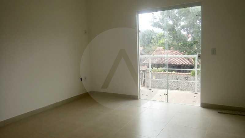 14 Casa 4 quartos Itaipu - Imobiliária Agatê Imóveis vende Casa de 138 m² Itaipu - Niterói por 520 mil reais. - HTCA40047 - 15