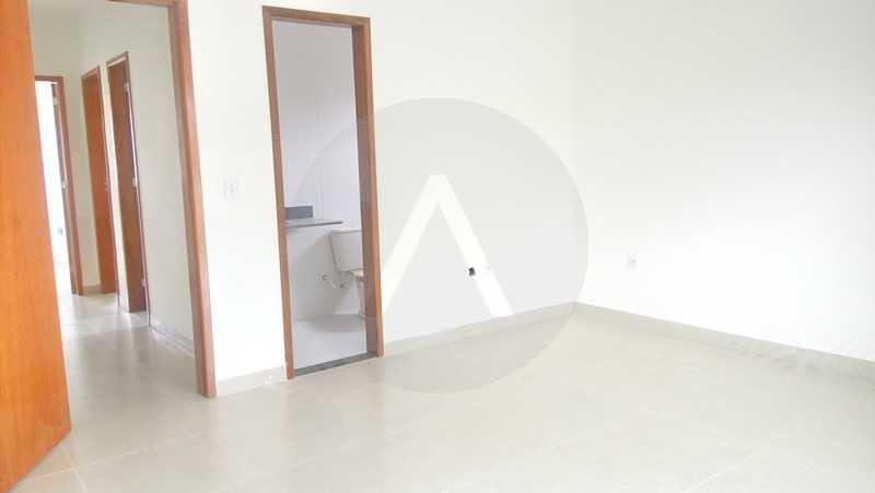 15 Casa 4 quartos Itaipu - Imobiliária Agatê Imóveis vende Casa de 138 m² Itaipu - Niterói por 520 mil reais. - HTCA40047 - 16