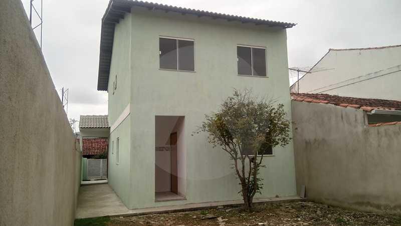 20 Casa 4 quartos Itaipu - Imobiliária Agatê Imóveis vende Casa de 138 m² Itaipu - Niterói por 520 mil reais. - HTCA40047 - 21