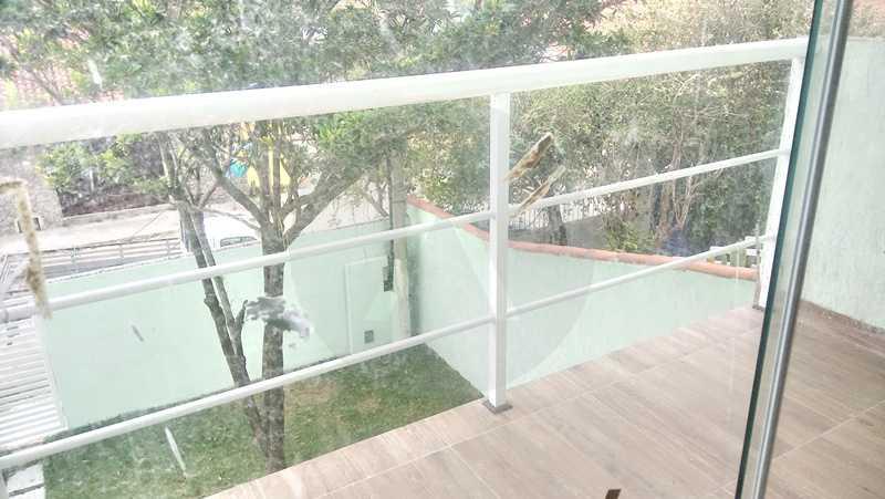 22 Casa 4 quartos Itaipu - Imobiliária Agatê Imóveis vende Casa de 138 m² Itaipu - Niterói por 520 mil reais. - HTCA40047 - 23
