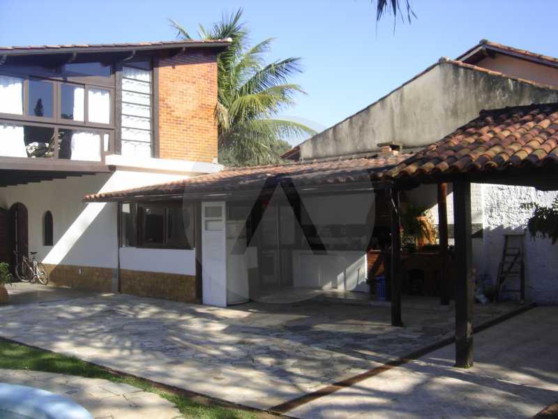casa padrao itaipu 2 - Imobiliária Agatê Imóveis vende Casa Padrão de 145 m² Itaipu - Niterói por 565 mil reais. - HTCA30107 - 4
