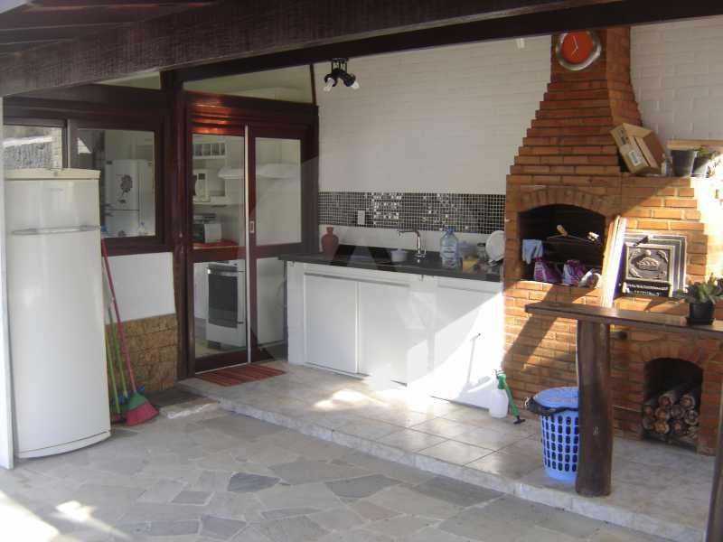 casa padrao itaipu 4 - Imobiliária Agatê Imóveis vende Casa Padrão de 145 m² Itaipu - Niterói por 565 mil reais. - HTCA30107 - 6