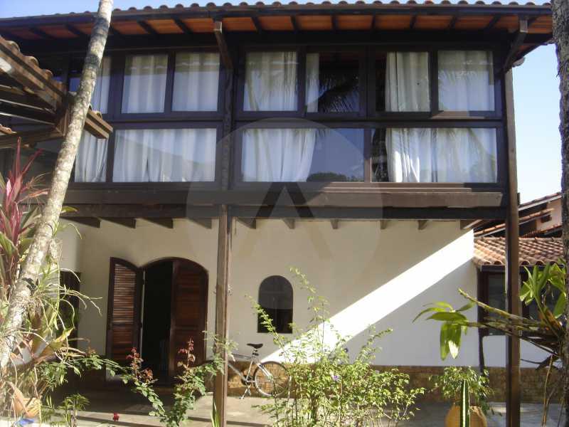 casa padrao itaipu 6 - Imobiliária Agatê Imóveis vende Casa Padrão de 145 m² Itaipu - Niterói por 565 mil reais. - HTCA30107 - 7
