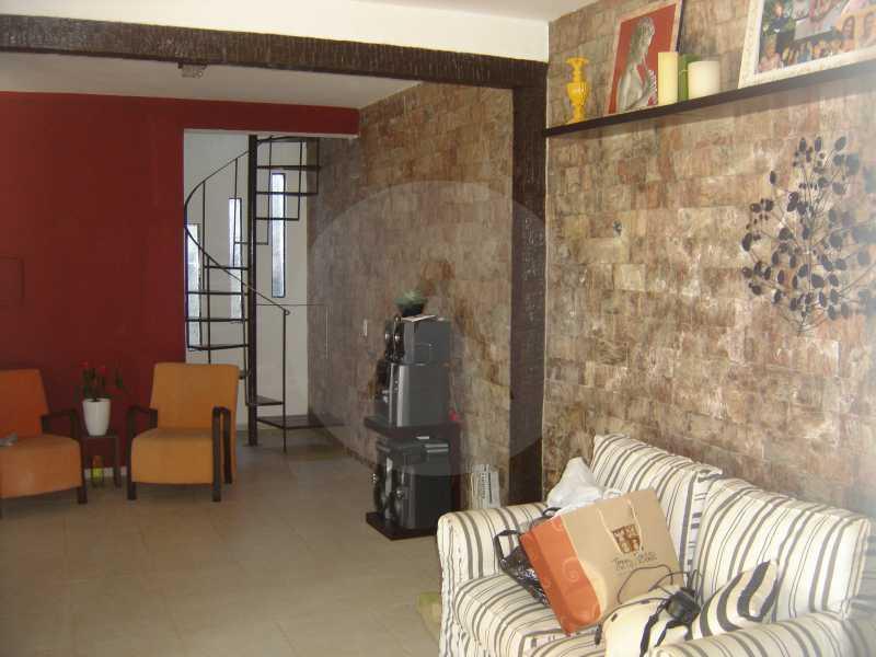 casa padrao itaipu 10 - Imobiliária Agatê Imóveis vende Casa Padrão de 145 m² Itaipu - Niterói por 565 mil reais. - HTCA30107 - 11