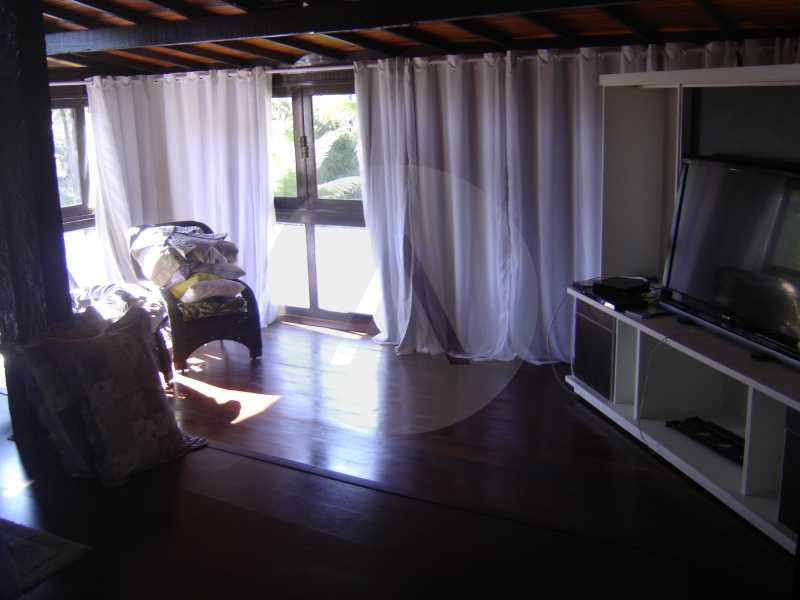 casa padrao itaipu 13 - Imobiliária Agatê Imóveis vende Casa Padrão de 145 m² Itaipu - Niterói por 565 mil reais. - HTCA30107 - 14