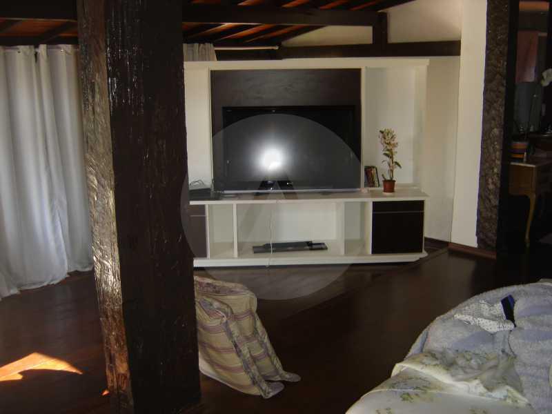 casa padrao itaipu 15 - Imobiliária Agatê Imóveis vende Casa Padrão de 145 m² Itaipu - Niterói por 565 mil reais. - HTCA30107 - 16