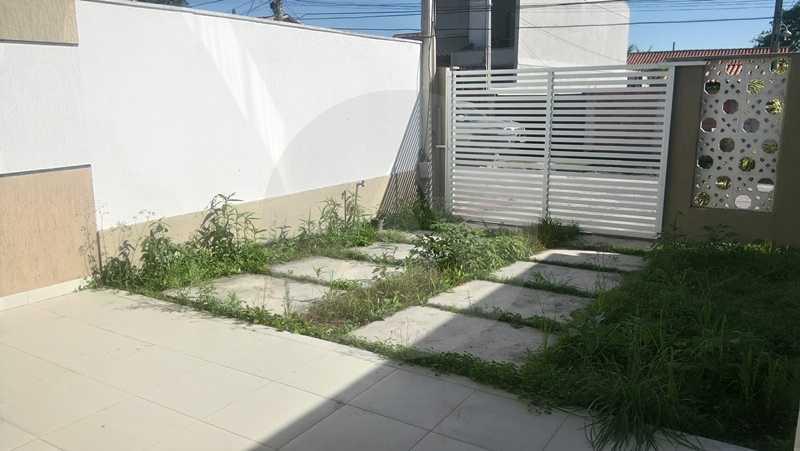 3 Casa Itaipu Niteroi - Imobiliária Agatê Imóveis vende Casa Duplex de 120m² Itaipu - Niterói por 550 mil reais. - HTCA30108 - 24