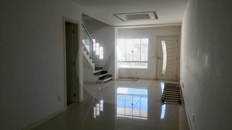 5 Casa Itaipu Niteroi - Imobiliária Agatê Imóveis vende Casa Duplex de 120m² Itaipu - Niterói por 550 mil reais. - HTCA30108 - 3