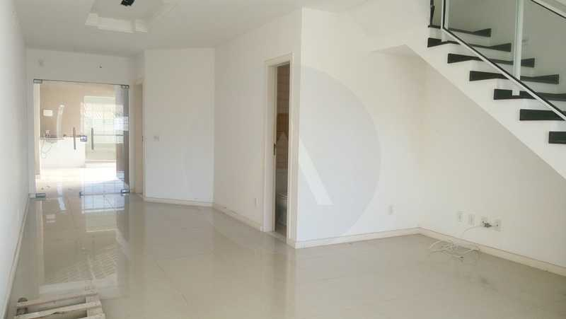 7 Casa Itaipu Niteroi - Imobiliária Agatê Imóveis vende Casa Duplex de 120m² Itaipu - Niterói por 550 mil reais. - HTCA30108 - 5