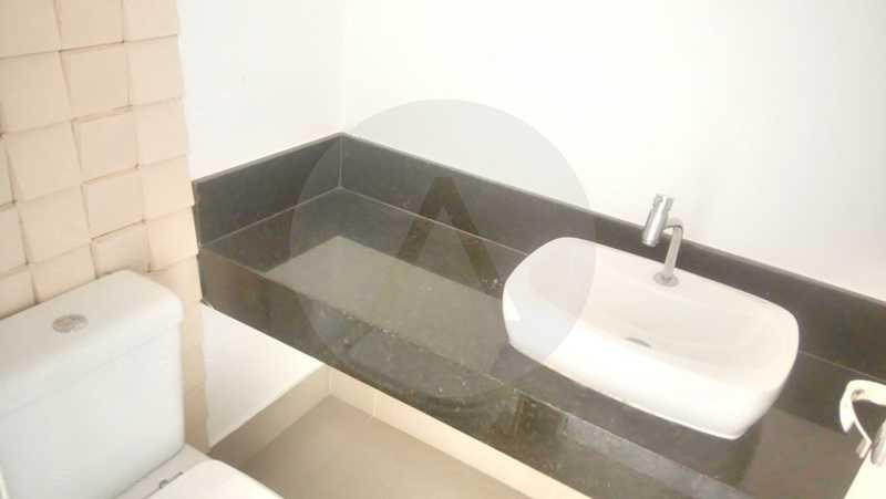 8 Casa Itaipu Niteroi - Imobiliária Agatê Imóveis vende Casa Duplex de 120m² Itaipu - Niterói por 550 mil reais. - HTCA30108 - 6