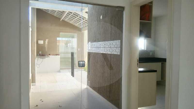 9 Casa Itaipu Niteroi - Imobiliária Agatê Imóveis vende Casa Duplex de 120m² Itaipu - Niterói por 550 mil reais. - HTCA30108 - 7