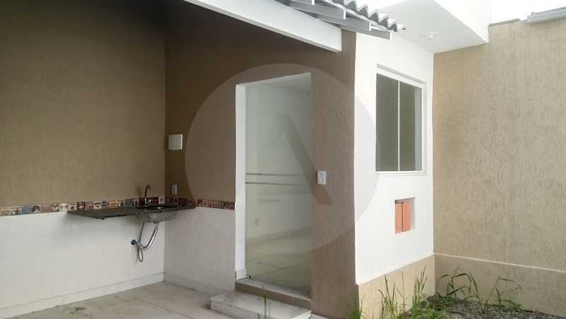 11 Casa Itaipu Niteroi - Imobiliária Agatê Imóveis vende Casa Duplex de 120m² Itaipu - Niterói por 550 mil reais. - HTCA30108 - 27