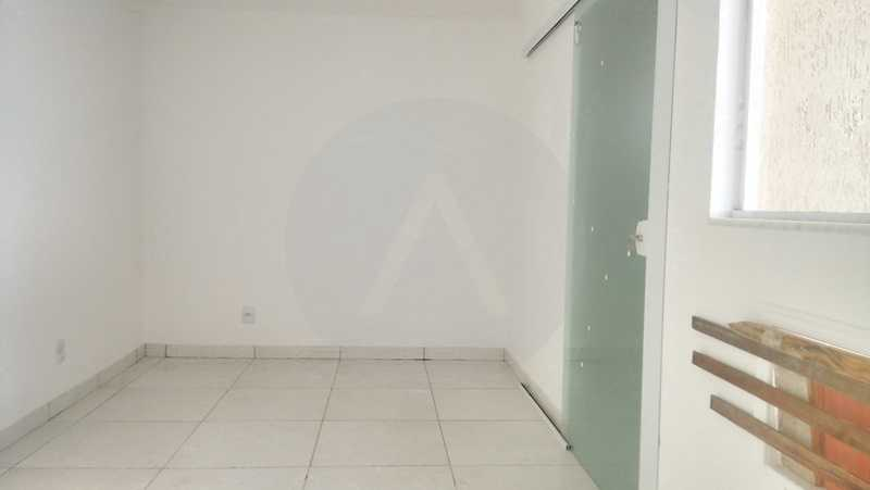 13 Casa Itaipu Niteroi - Imobiliária Agatê Imóveis vende Casa Duplex de 120m² Itaipu - Niterói por 550 mil reais. - HTCA30108 - 10