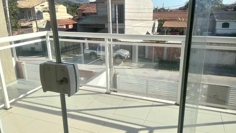 19 Casa Itaipu Niteroi - Imobiliária Agatê Imóveis vende Casa Duplex de 120m² Itaipu - Niterói por 550 mil reais. - HTCA30108 - 16