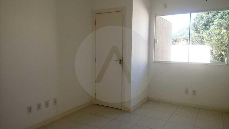 21 Casa Itaipu Niteroi - Imobiliária Agatê Imóveis vende Casa Duplex de 120m² Itaipu - Niterói por 550 mil reais. - HTCA30108 - 18