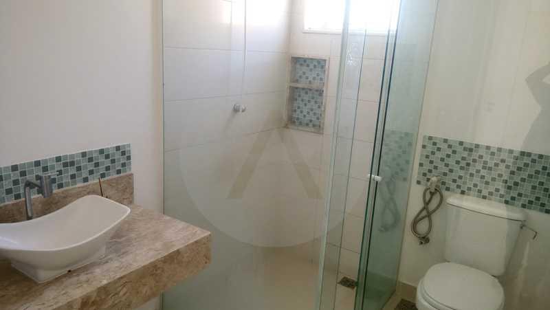 23 Casa Itaipu Niteroi - Imobiliária Agatê Imóveis vende Casa Duplex de 120m² Itaipu - Niterói por 550 mil reais. - HTCA30108 - 20