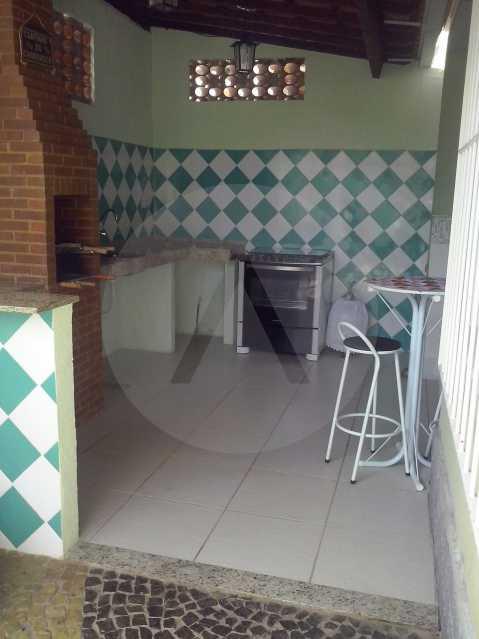 Casa Padrão Linear Itaipu - Imobiliária Agatê Imóveis vende Casa, Itaipu - Niterói. - HTCA30123 - 1