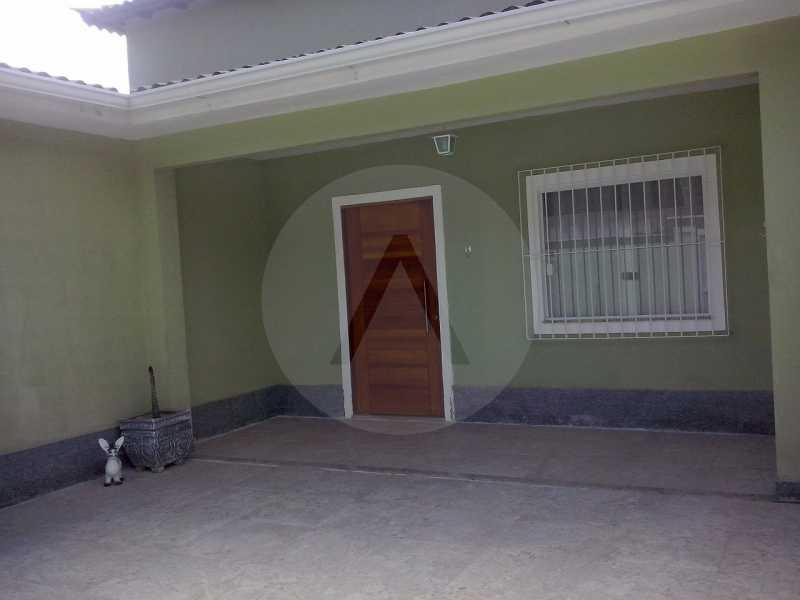 Casa Padrão Linear Itaipu - Imobiliária Agatê Imóveis vende Casa, Itaipu - Niterói. - HTCA30123 - 4