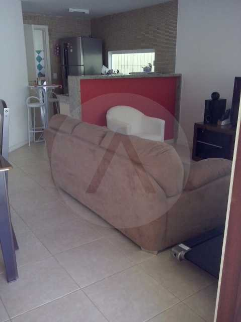 Casa Padrão Linear Itaipu - Imobiliária Agatê Imóveis vende Casa, Itaipu - Niterói. - HTCA30123 - 5